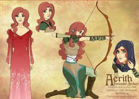 The Archer by ArrowsofEros