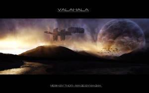 Stargate : Valahala by Magmarama