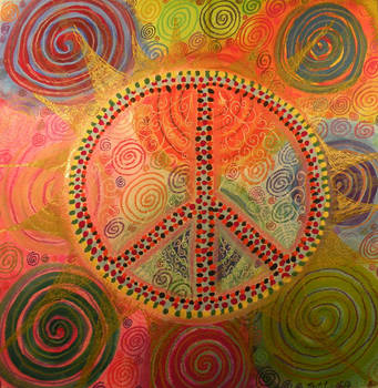 Peace by Lady-KL