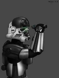 Concept StormTrooper by Geldrin