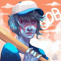 BOB (Steven Universe) by Kureenbean