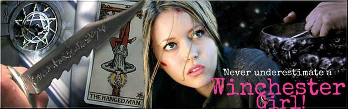 Deanna Winchester Header by ladyofkaeleer
