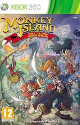 Alternative cover of Monkey Island S.E. by Cirolmo
