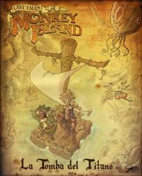 Last Tales of Monkey Island by Cirolmo