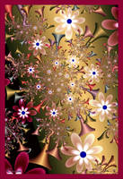 Floral Fanfare by kayandjay100