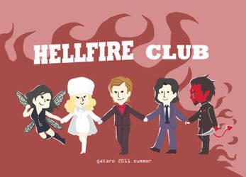 Hell Fire Club by gataro