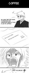 [RWBY] Coffee by KatsuragiRyuu