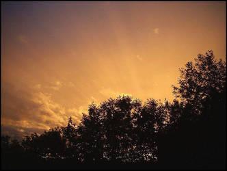 Sunsetting by heystranger