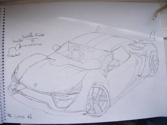 Car Desing by Krisa20030920