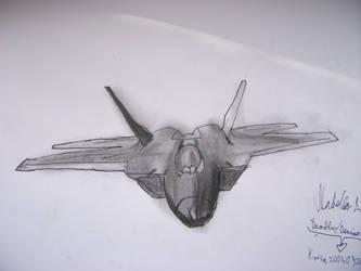 Yet plane by Krisa20030920
