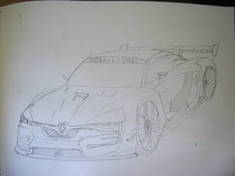 Renault Supercar by Krisa20030920