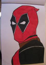 Deadpool by Krisa20030920