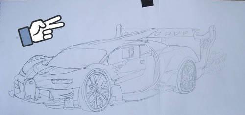 Bugatti Vision Grand Turismo by Krisa20030920