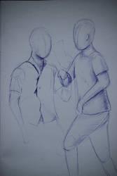 Sketches by pingpongpunk