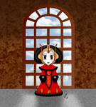 Chibi Padme : Queen of Naboo dress by Mercantille
