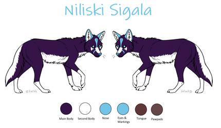 Niliski Sigala by Animelovinggirl14