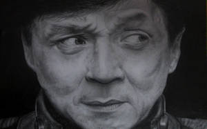 Jackie Chan by Ariba-05