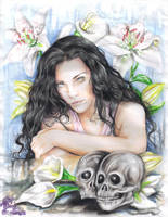 Amy of Evanescence finished by animaddict