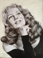 Rita Hayworth by animaddict
