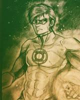 Green Lantern by animaddict