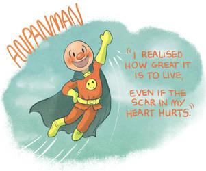 Anpanman by HerbalJabbage