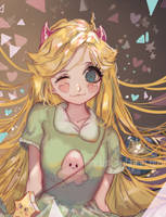 Star Vs. The Forces of Evil [Star Butterfly] by HiroKattsuki