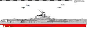 Aircraft Carrier Immelmann by Khyron2000