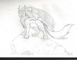 SketchBook10 Spirit by Mystikkat
