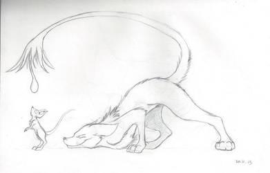 SketchBook15 Hunter by Mystikkat