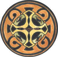 Celtic Cross by Envorenn