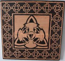 Laurent's Cross by Envorenn