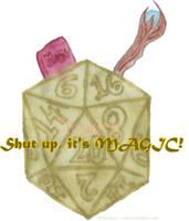 Shut up, it's MAGIC ! by Envorenn