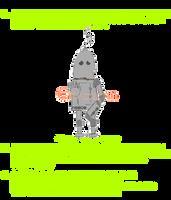 Robotic laws by Envorenn