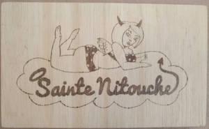 Sainte Nitouche by Envorenn