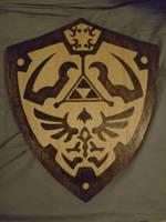 Hylian Shield by Envorenn