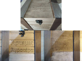 Artemis chest by Envorenn