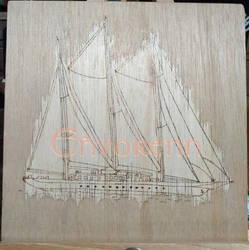 Sailboat by Envorenn