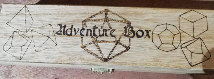 ''Adventure Box'' Prototype 1 by Envorenn