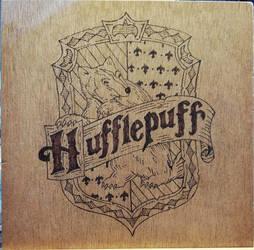 Hufflepuff by Envorenn