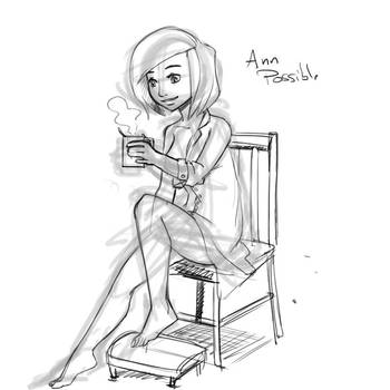 Dr Ann Possible by kevinsano