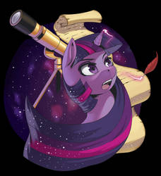 Twilight Sparkle WLF Submission by kevinsano