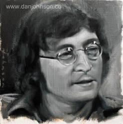 John Lennon by drawmyface