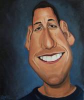 Adam Sandler Caricature 2 by drawmyface