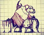 Pigmen by Loupyboy