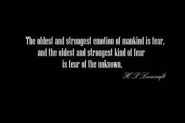 Lovecraft by Loupyboy