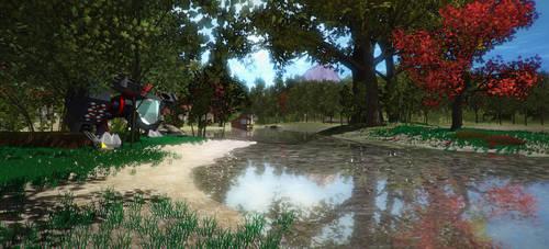 JMF-Project: the Lake by Loupyboy