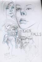 Kain Falls by Velbette
