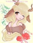 Amrita by Rikkatan