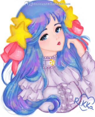 Space Princess by Rikkatan