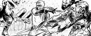 TEUTON Vol.3 - Hold defenses! by ADAMshoots